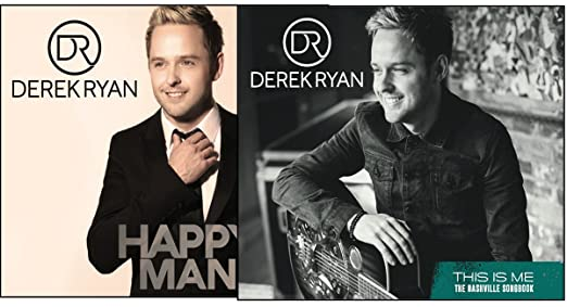 Derek Ryan - Derek Ryan Double Pack Featuring: Happy Man & This is