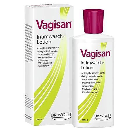 Vagisan Intimwaschlotion, 1 x 200 ml - Zur sanften Reinigung des Intimbereichs