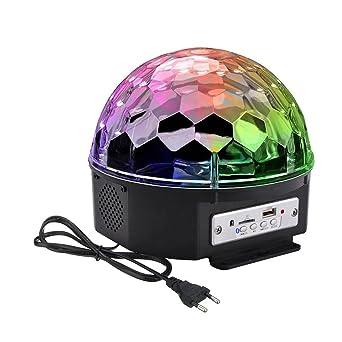 ledmomo pelota Disco Luz Estroboscópico portátil Desco Farry ...