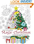 Adult Coloring Book: Magic Christmas...