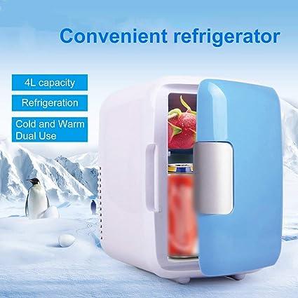 Amazon.es: Moliies Mini refrigerador casero de 4L Refrigeradores ...