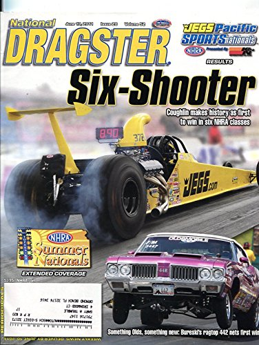 National Dragster - Trainers4Me