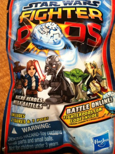 Costumes 2 Wars Star Unleashed (Star Wars: Fighter Pods Series 2 Mystery Bag Mini)