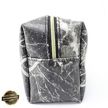 5fdc9134e147 Amazon.com : Gatton Marble Purse Box Travel Makeup Cosmetic Bag ...