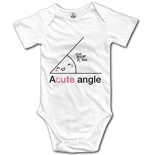 Amazon com: Acute Angle Baby Boys Cotton Short Sleeves