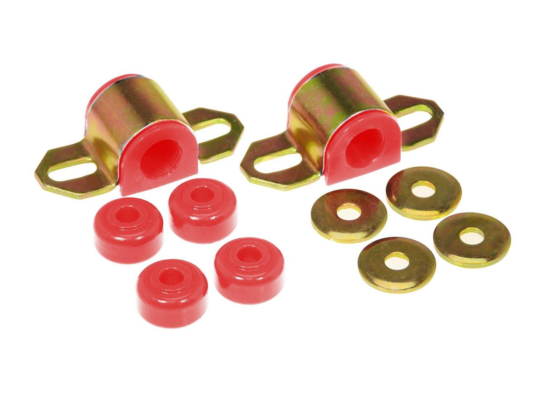 Prothane 18-1116 Red 19 mm Rear Sway Bar Bushing Kit by Prothane