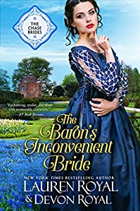 The Baron's Inconvenient Bride by Lauren Royal ebook deal