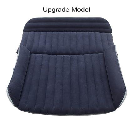 Amazon.com: Coche colchón de aire inflable cama cojín para ...