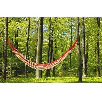 docooler 20080cm single hammock outdoor camping leisure fabric stripes amazon     docooler 20080cm single hammock outdoor camping      rh   amazon
