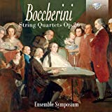 Boccherini: 6 String Quartets Op.26