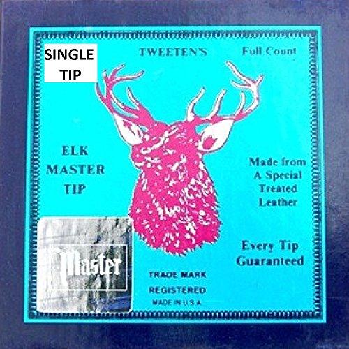 14mm Elk Master (Billiard Pool Cue Tips - Elk Master 14mm (Soft))