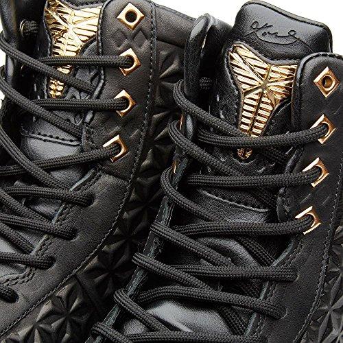 Ext X Elite Gold Homme Espadrilles Black Dorado Kobe Negro Ball Nike Basket Multicolore QS de Metallic tUaqwtn5H