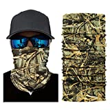 CapsA Face Shield for Men Novelty Bandanas for Music Festivals Raves Riding Outdoors Cycling Motorcycle Head Scarf Neck Balaclava Headband Sunscreen Face mask for Party
