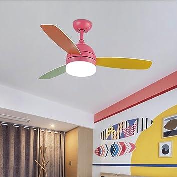 akronfie moderno ventilador de techo Mando a distancia para ...