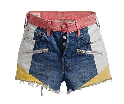 2d98c07dea Levi's Women's 501 High Rise Shorts at Amazon Women's Clothing store: