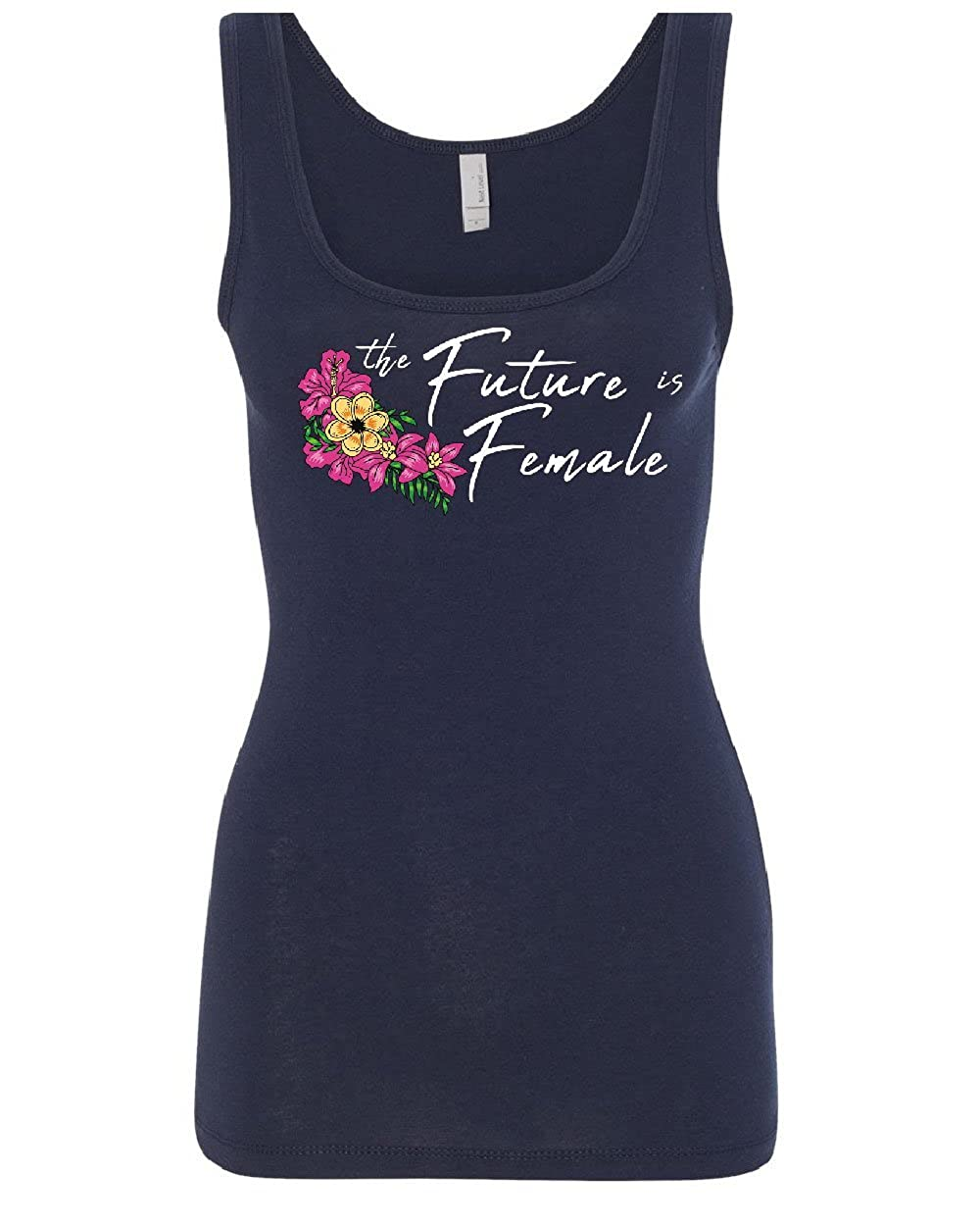 The Future Is Female Tank Top Feminism Rights Girl Power Top Shirts