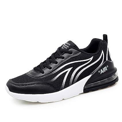 44c280d6290d Amazon.com: QIDI Men's Running Shoes, Air Cushion Trail Fashion ...