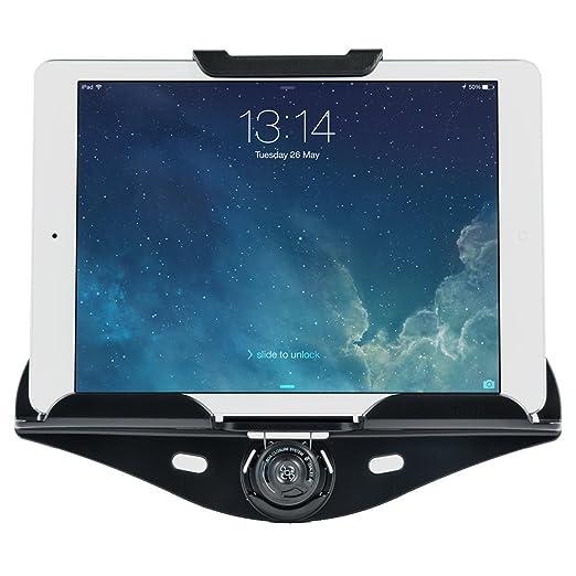 318 opinioni per Targus AWE77EU Supporto da Auto per iPad e Tablet fino a 10 Pollici, Nero
