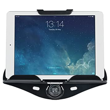 2959677411d54b Support de voiture pour iPad et tablette Targus AWE77EU  Amazon.fr ...