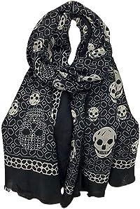 foulard tête de mort 6