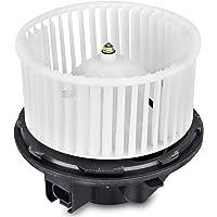 HVAC ABS Plastic Heater Blower Motor with Fan Cage fit for 2007-2013 Cadillac Escalade ESV /2003-2006 Chevrolet Silverado /2003-2011 Chevrolet Suburban /2003-2007 GMC Sierra /2003-2011 GMC Yukon