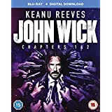 John Wick: Chapter 1 & 2 [Blu-ray]