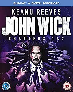 John Wick: Chapter 1 & 2 [Blu-ray]