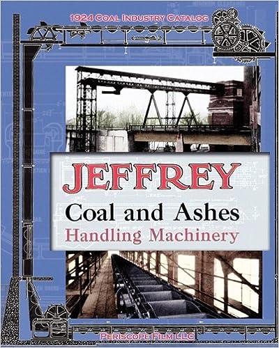 Jeffrey Coal and Ashes Handling Machinery Catalog