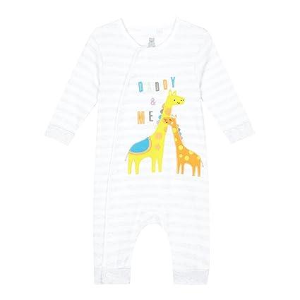 De los niños gris Bluezoo para bebés con diseño de con texto en inglés