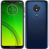 "Motorola Moto G7 Power XT1955-2 64GB + 4GB RAM Pantalla 6.2"" HD+, Camara 12 mpx, Desbloqueado - Azul Marino"