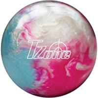 Brunswick T-Zone Frozen Bliss - Bola de Bolos, Color Rosa, Azul Hielo y Blanco