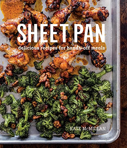 Which are the best sheet pan recipe book available in 2019?