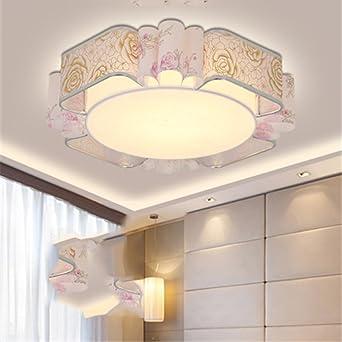 Wmshpeds Dormitorio luces led, las luces de la habitación, salón romántico, luces cálidas
