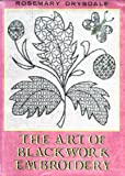 The Art of Blackwork Embroidery, Rosemary Drysdale, 0684143305