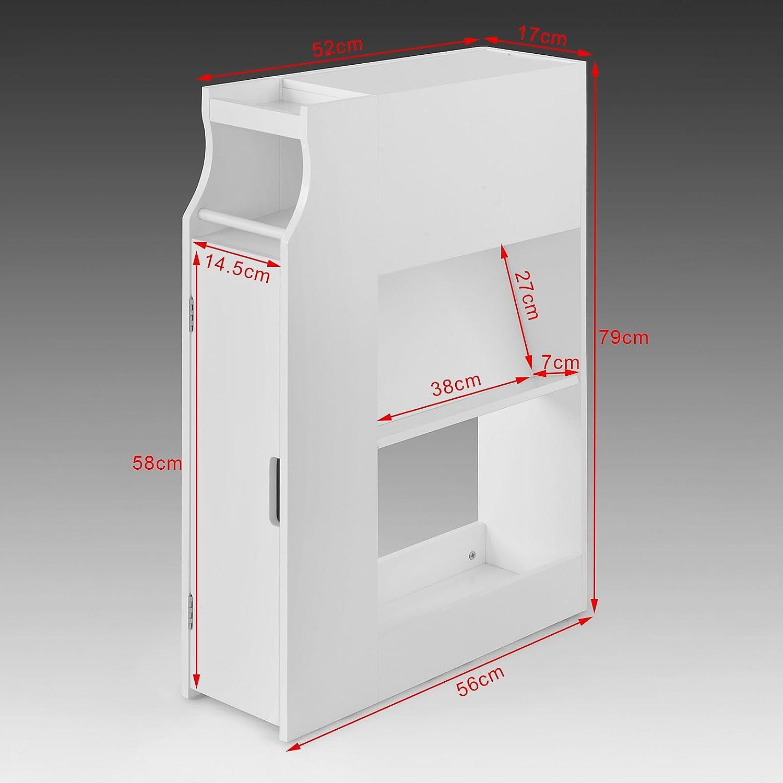 porte revue wc pour stocker les rouleaux de papier toilette with porte revue wc finest rail de. Black Bedroom Furniture Sets. Home Design Ideas