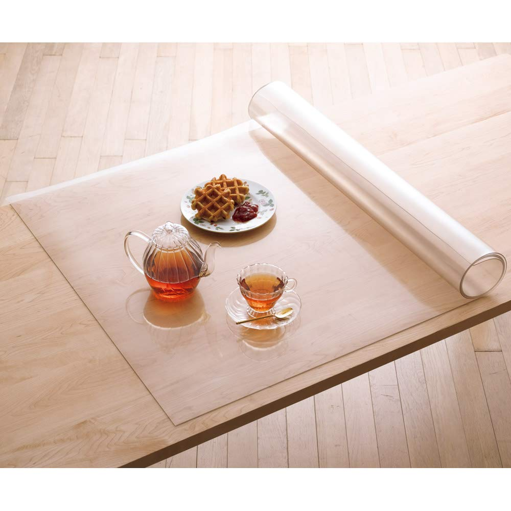 アキレス高機能テーブルマット 約90×150cm 672745 B07M74WXSY