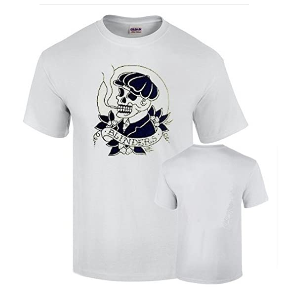 B & C Camiseta Peaky Blinders Serie Mafia Gitana Shelby Algodon Calidad 190grs Premium zmfVMS