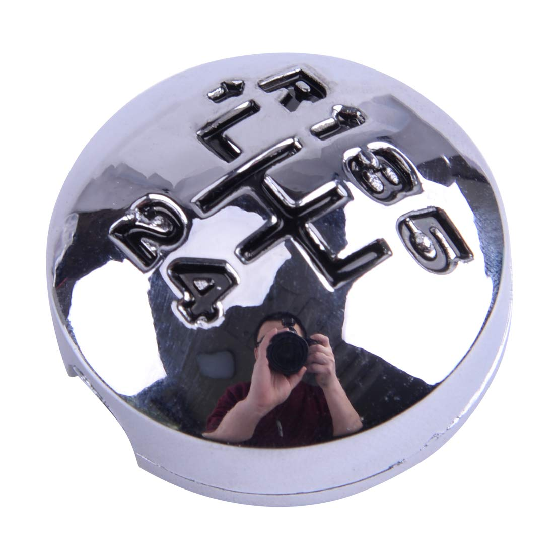 CITALL 6 Speed Gear Shift Knob Cover Cap Top
