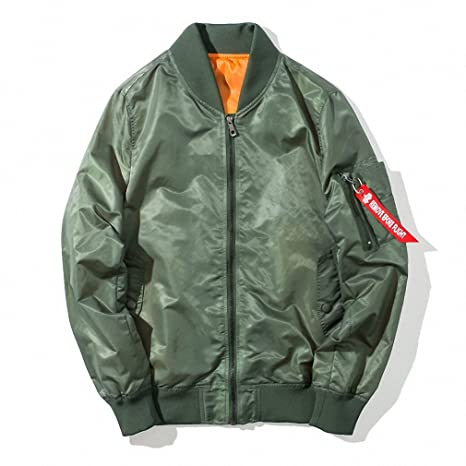 Amazon.com: NEW Bomber Jackets And Coats For Men Military Jacket Army Tactical Baseball Jacket: Clothing