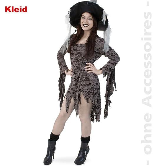 Party-Chic-Disfraz de Mujer Voodoo Queen - Vestido - Talla 44 ...