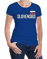 buXsbaum Girlie T-Shirt Slowakei