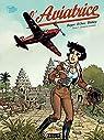 L'aviatrice, tome 2 : Aventures orientales par Walthéry