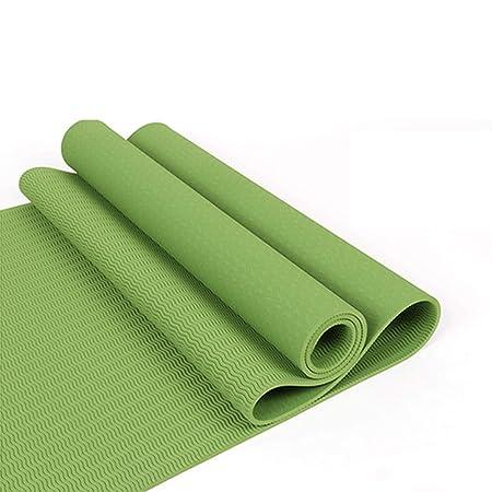 MFHSB Esterilla de Espuma para Yoga, Antideslizante, para ...