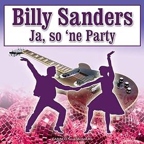 Billy Sanders - Jackety Jack / Ich Bin Kein Schöner Mann