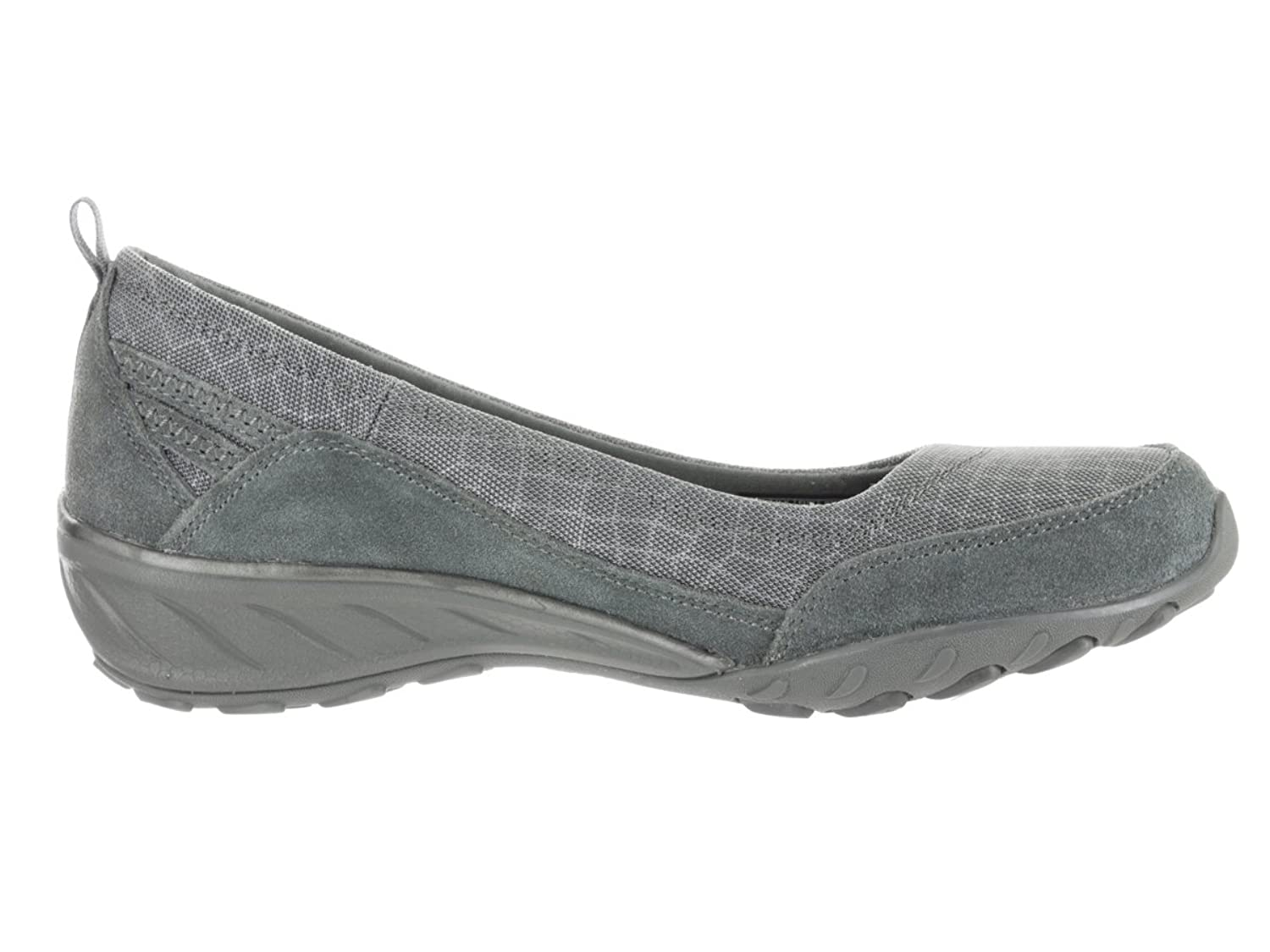SkechersSavvy - Radiant - Mary Jane mujer , color gris, talla 37,5 EU (M)