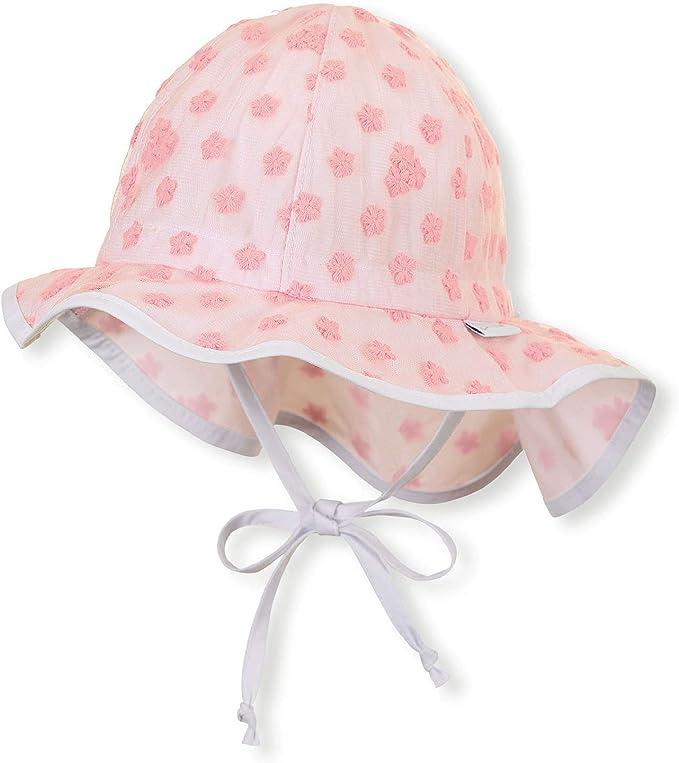 Sterntaler Baby-M/ädchen Sonnenhut Flapper