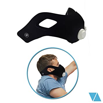 Elevation Training Altitude Mask | Mascara Entrenamiento 2.0 con Valves, Simulación Sport en Altitud |