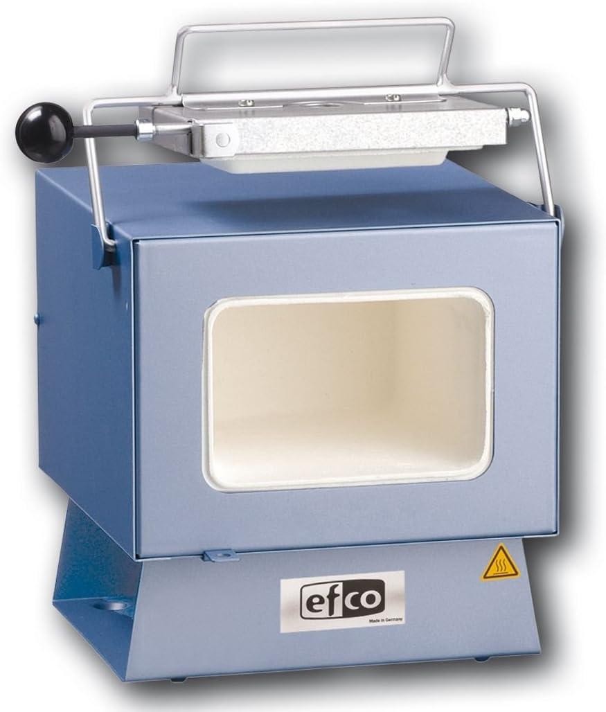 Efco Four /électrique /à moufle 135 KF Temp/érature Maximum 1100/°C
