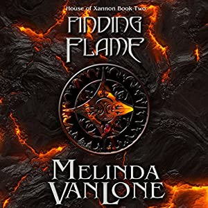 Finding Flame Audiobook