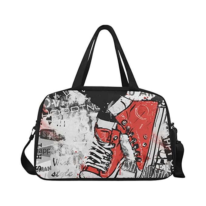 Unicorns Duffel Bag,Canvas Travel Bag for Gym Sports and Overnight Sports Duffel Bags Accessories